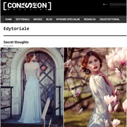 Our dress in confashionmag.pl
