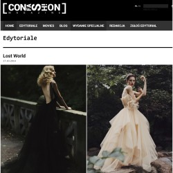 Our dresses in confashionmag.pl