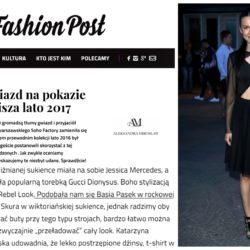 Basia Pasek FashionPost